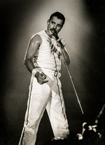 Freddy Mercury, Quee
